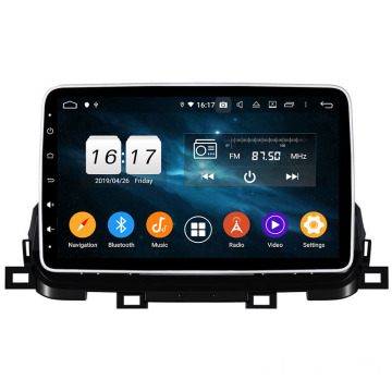 Sportage 2017-2018 car dvd player di screnu